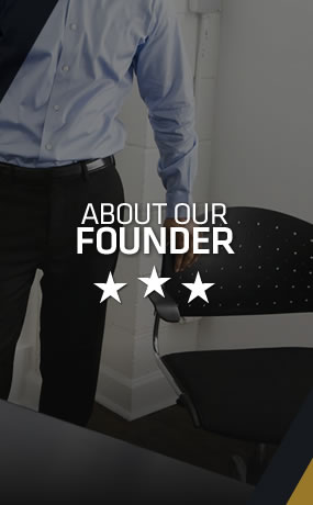 About The Founder